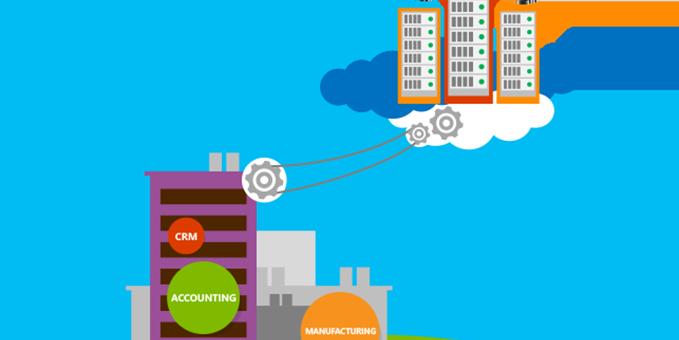 Microsoft sube el ERP empresarial a la nube